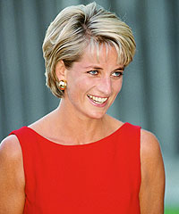 Its All About Vivi Nothing Exspecially Just Try To Be - Gaya rambut pendek lady diana